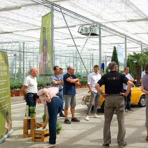 Einkaufsverbund ekaflor für Gärtner und Floristen