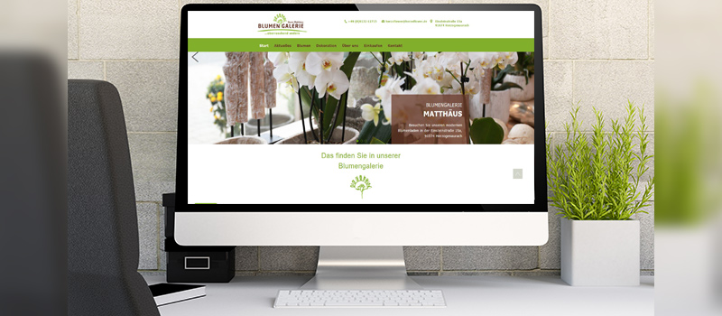 Webseiten & Webshops